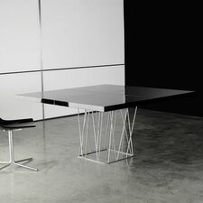 <strong>Luxo by Modloft</strong> Clarges Dining Table