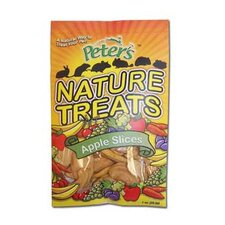 Peters Nature Treats -  Apple Slices