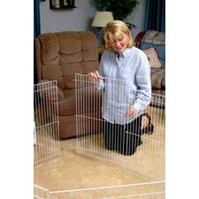 Small Animal Playpen Expansion Panels (Set of 2)