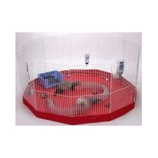 Deluxe Animal Play Pen Mat Cover