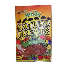 <strong>Marshall Pet</strong> Peters Nature Treats Papaya