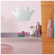 Wall Mirrors Princess Peel and Stick Large Decal