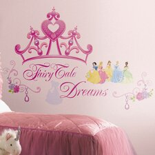 <strong>Room Mates</strong> Room Mates Deco Disney Princess Crown Giant Wall Decal