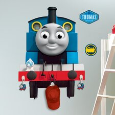Thomas the Tank Engine Peel and Stick Giant Wall Decal