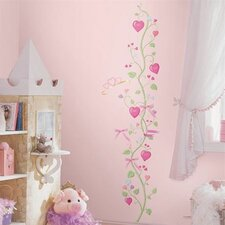 Studio Designs Fairy Princess Growth Chart Wall Decal