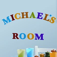<strong>Room Mates</strong> Studio Designs 73-Piece Express Yourself Wall Decal