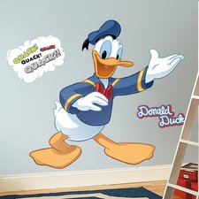 Licensed Designs Donald Duck Wall Decal