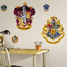 <strong>Room Mates</strong> Licensed Designs Harry Potter Crest Wall Decal