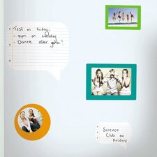 <strong>Room Mates</strong> Room Mates Deco Notepad Dry Erase Wall Decal