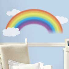 <strong>Room Mates</strong> Room Mates Deco Over The Rainbow Wall Decal