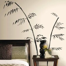 Room Mates Deco Painted Bamboo Giant Wall Decal