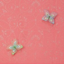 <strong>Room Mates</strong> Room Mates Deco Butterfly Kisses Wall Decal