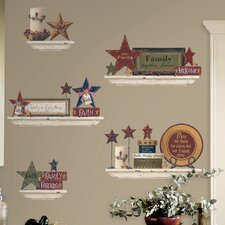 <strong>Room Mates</strong> Family and Friends Wall Decal