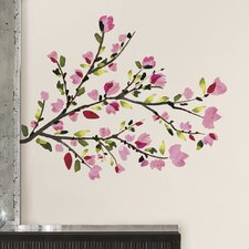 <strong>Room Mates</strong> Deco Blossom Branches Peel and Stick Wall Decal