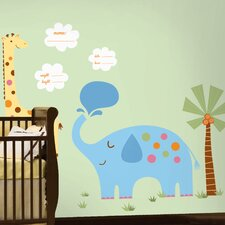 <strong>Room Mates</strong> It's a Baby Giant Wall Decal