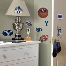 <strong>Room Mates</strong> NCAA Wall Decal