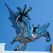 Favorite Characters 6 Piece Batman Gotham Guardian Giant Wall Decal Set