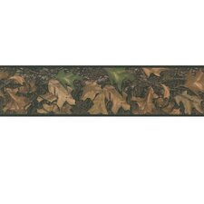 Studio Designs Mossy Oak Camo Peel and Stick Wallpaper Border