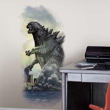 Godzilla City Wall Graphix Wall Decal