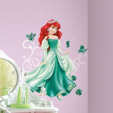Disney Princess Ariel Giant Wall Decal