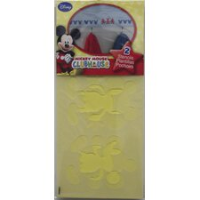 Mickey & Friends Mickey Mouse Small Stencils