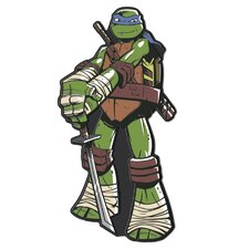 Popular Characters Teenage Mutant Ninja Turtles Foam Character Wall Sticker