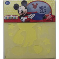 Mickey & Friends Mickey Mouse Large Stencils