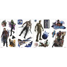 Popular Characters Guardians of the Galaxy Peel and Stick Wall Decal