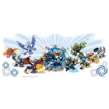 Popular Characters Skylanders Classic Wall Graphic Peel and Stick Wall Decal
