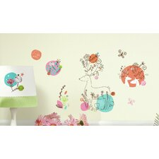 Zutano Pixie Peel and Stick Wall Decal