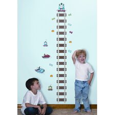 <strong>Room Mates</strong> Favorite Characters Thomas and Friends Growth Chart Wall Decal