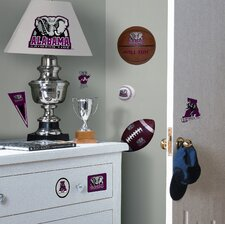Alabama Crimson Tide Peel and Stick Wall Decal