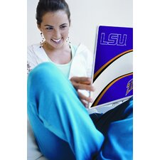 Louisiana State University Peel and Stick Laptop Skin