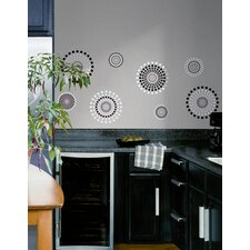Fusion Peel and Stick Wall Decal