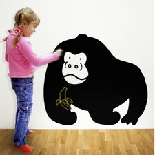 Peel and Stick Chalkboard Lola Wall Decal Set