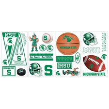 Michigan State University Peel and Stick Wall Decal