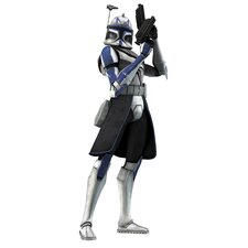 Licensed Designs Star Wars Clone Trooper Giant Peel and Stick Wall Decal