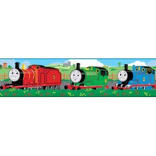 <strong>Room Mates</strong> Thomas and Friends Wallpaper Border