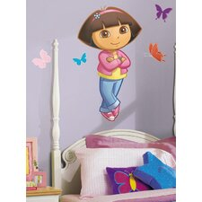 Nickelodeon Dora the Explorer Peel and Stick Giant Wall Decal