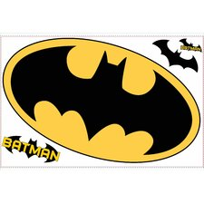 Licensed Designs Batman Giant Peel and Stick Logo