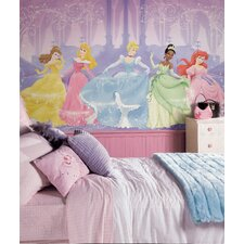 XL Murals Perfect Princess Chair Rail Wall Decal
