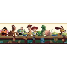 Toy Story Border in Cream