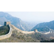 The Great Wall Chair Rail Prepasted Wall Mural