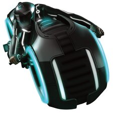 Tron Light Cycle Giant Wall Decal