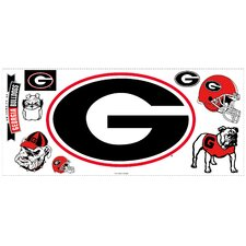 University of Georgia Giant Wall Decal