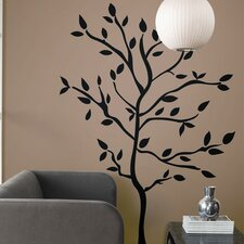 Room Mates 60 Piece Deco Tree Branches Wall Decal Set