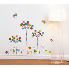 Mia & Co Buttercups Wall Decal