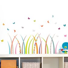 Mia & Co Meadow Wall Decal
