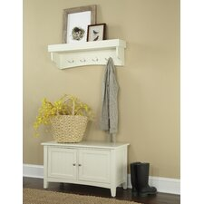 Storage Benches Finish White Features Storage Wayfair
