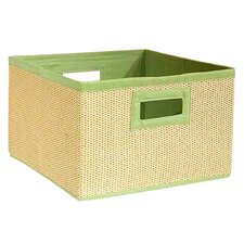 Links Storage Baskets in Lime Green (Set of 3)